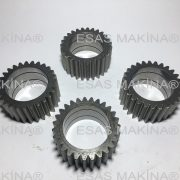 ZF 4472 364 254 - 4472 364 006 - 0501 455 281 - PLANET GEAR - PLANET BEARİNG - HYUNDAİ 170